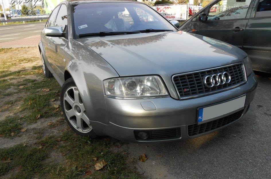 Audi S6 4.2 2002r LPG