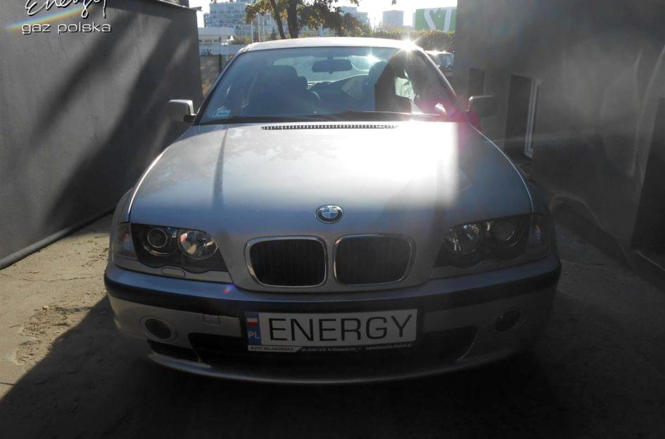 BMW 316 1.6 2001r LPG