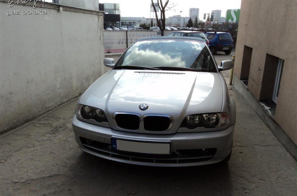 BMW 318 Cabrio 2002r LPG