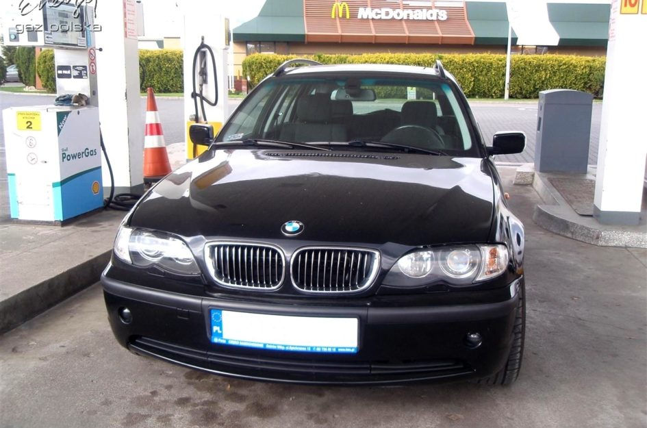 BMW 320 2.2 2002r LPG