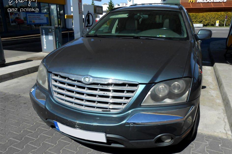 Chrysler Pacifica 3.5 V6 2004r LPG
