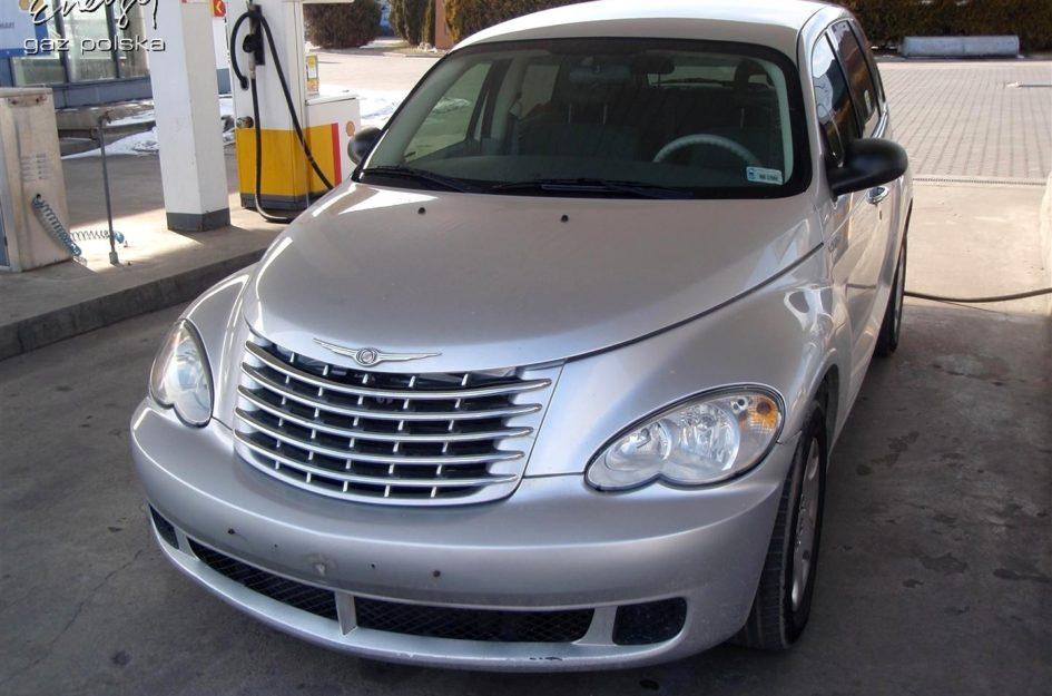 Chrysler PT Cruiser 2.4 2008r LPG