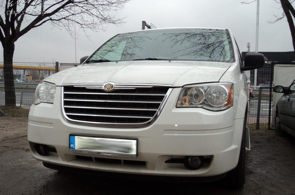 Chrysler Town & Country V6 3.8L LPG