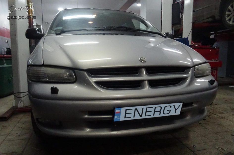 Chrysler Voyager 2.4 2000r LPG
