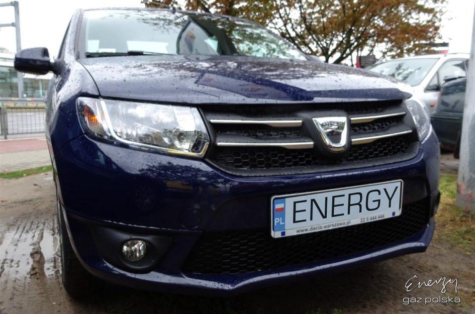 Dacia Logan 1.2 2015r LPG
