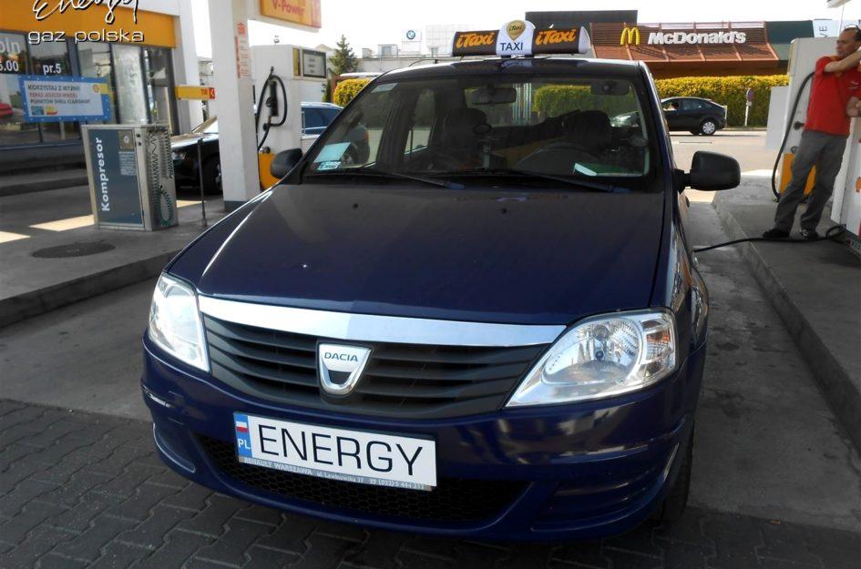 Dacia Logan 1.4 2008r LPG