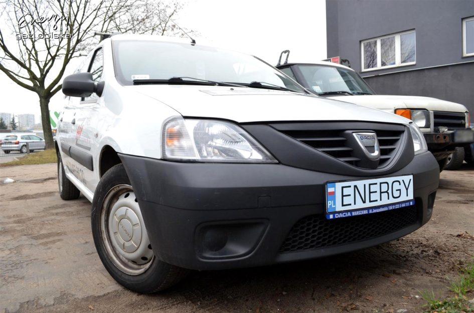 Dacia Logan 1.6 2012r LPG