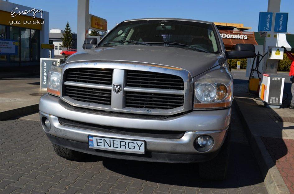 Dodge Ram 5.7 V8 2008r LPG