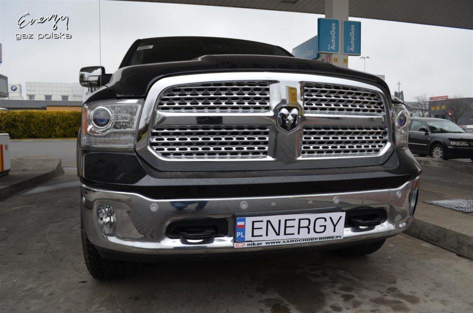 Dodge Ram 1500 5.7 HEMI 2014r LPG