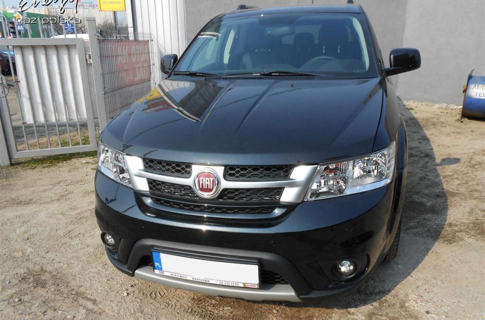 Fiat Freemont 3.6 2013r LPG