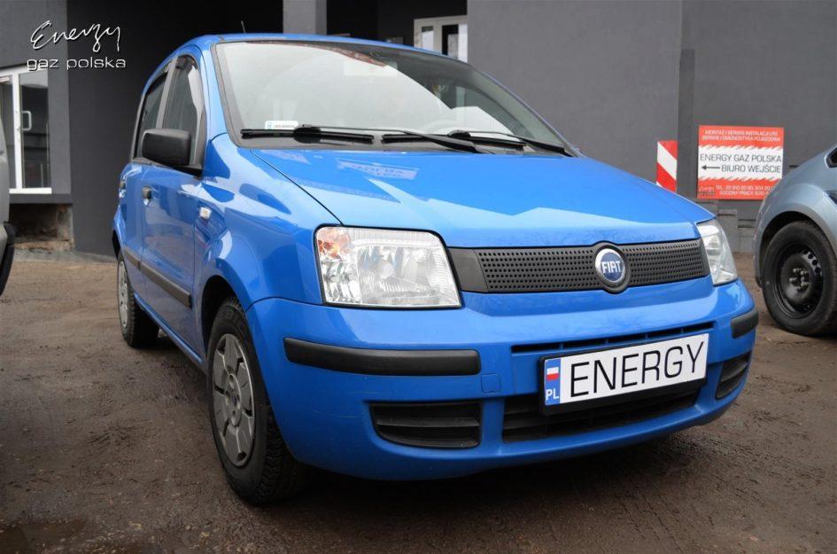 Fiat Panda 1.1 2003r LPG
