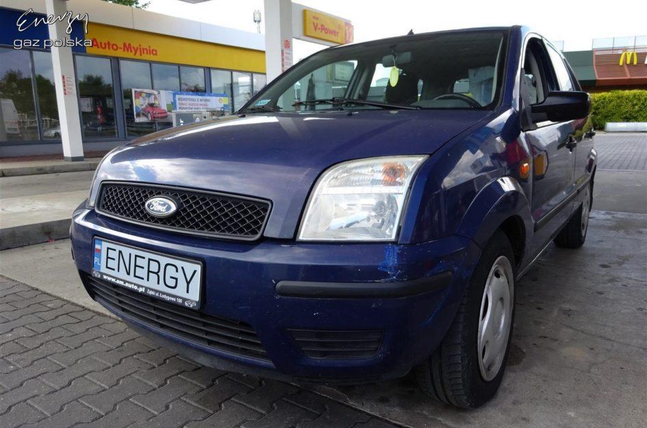 Ford Fusion 1.4 2003r LPG