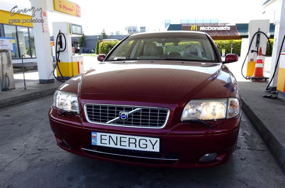 Volvo S80 2.5T 2004r