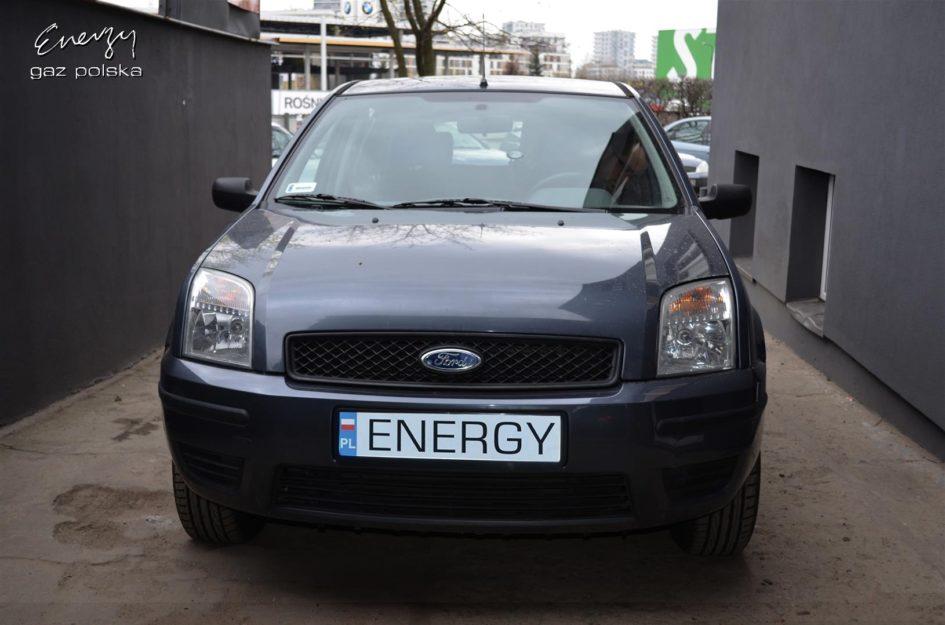 Ford Fusion 1.6 2004r LPG
