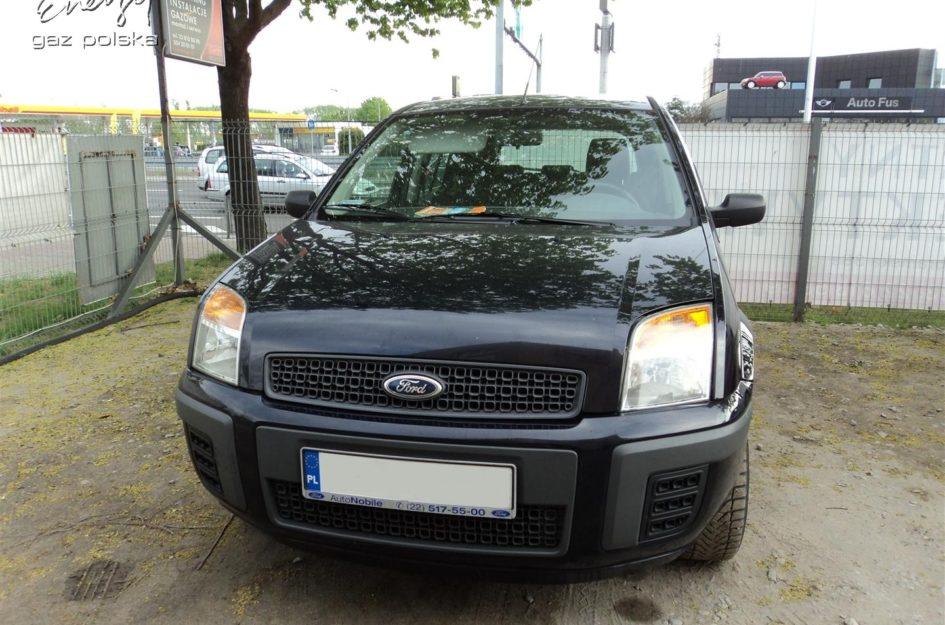 Ford Fusion 1.4 2006r LPG