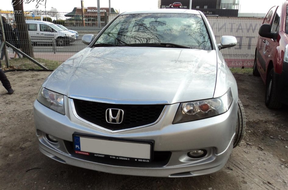 Honda Accord 2.4 VTEC 2004r LPG