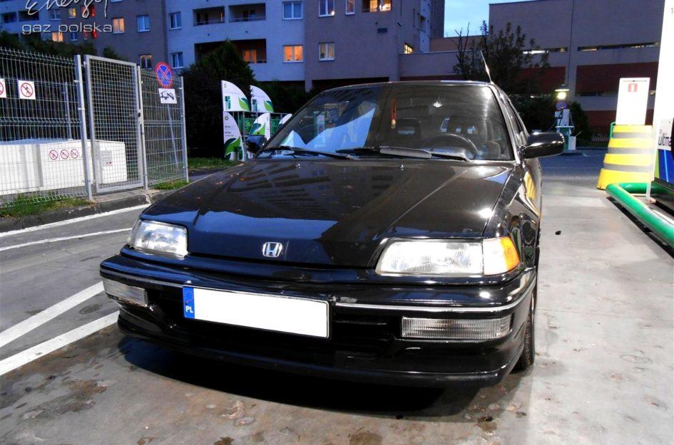 Honda Civic IV 1.6 1991r LPG