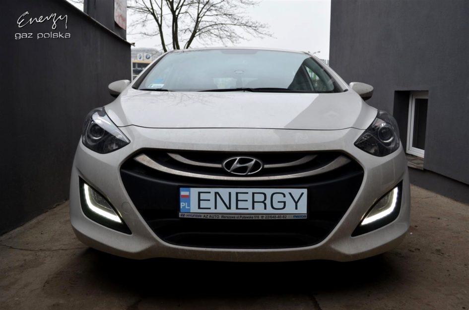 Hyundai i30 1.6 2012r LPG