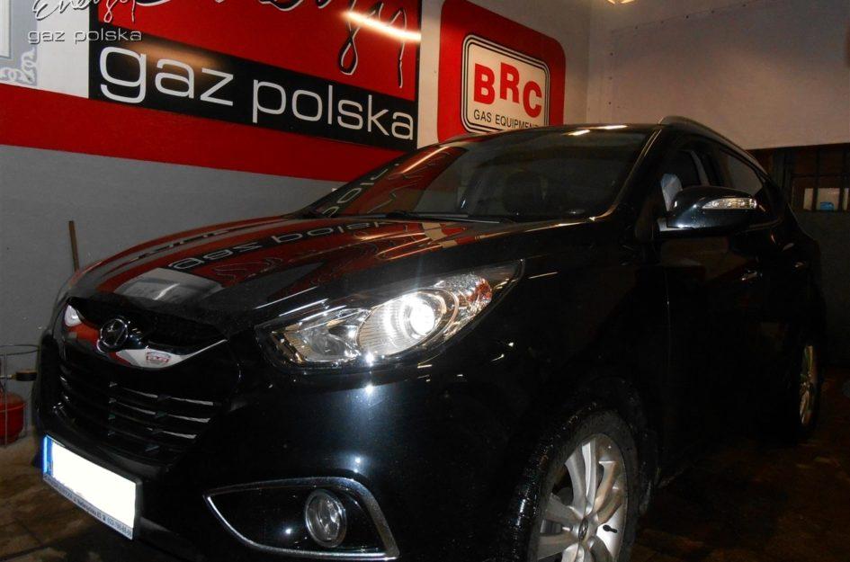 Hyundai IX 35 2.0 2010r LPG