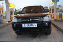 Hyundai Tucson 2.0 2007r LPG