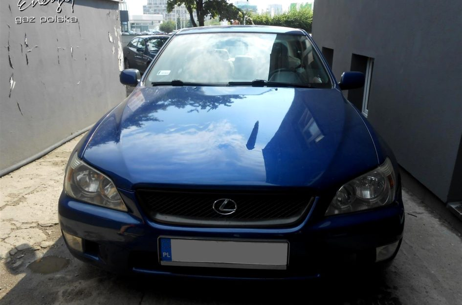 Lexus IS 200 2.0 1999r LPG
