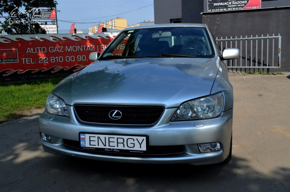 Lexus IS 200 2.0 2003r LPG