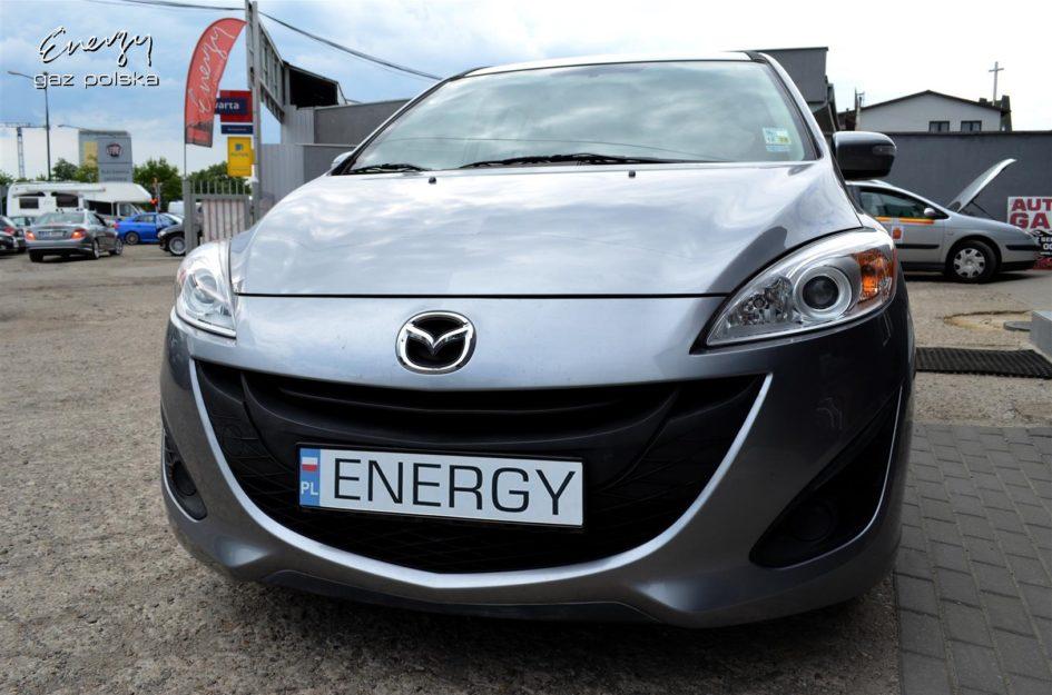 Mazda 5 2.5 2013r LPG