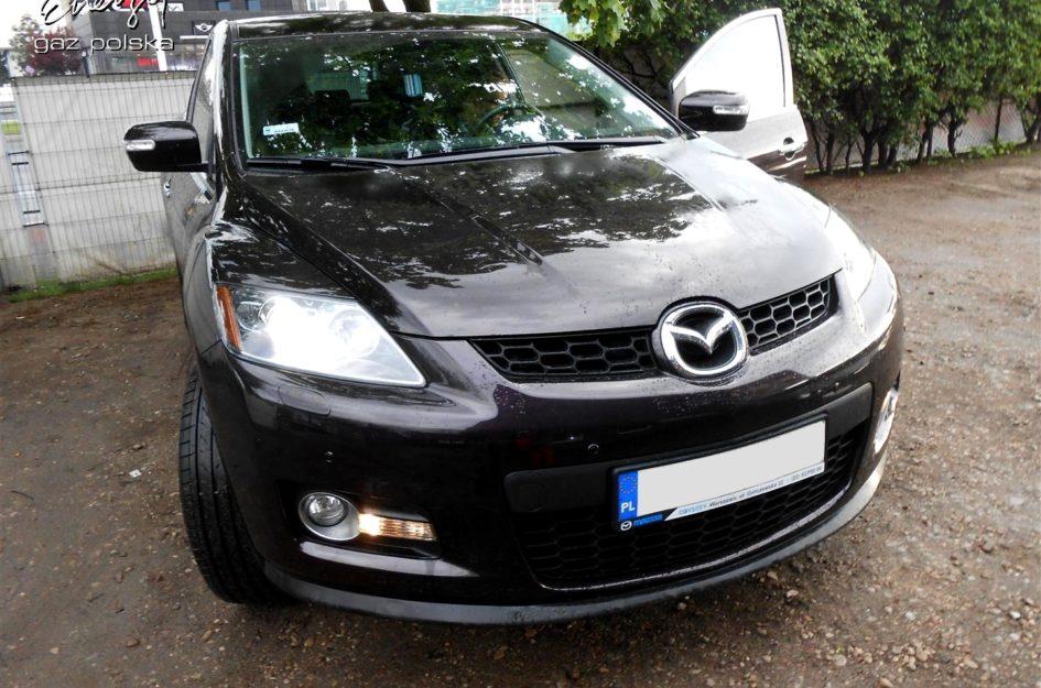 Mazda CX-7 2.3i 16V MZR 2008r LPG