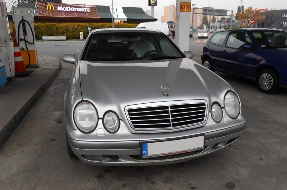 Mercedes CLK 230K 2.3 1999r LPG