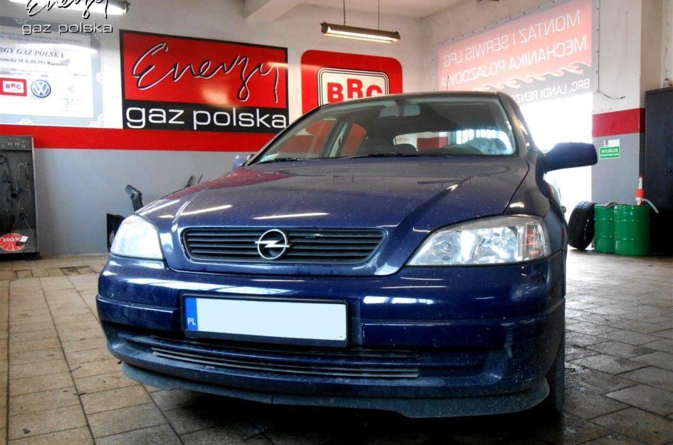 Opel Astra 1.4 2003r LPG