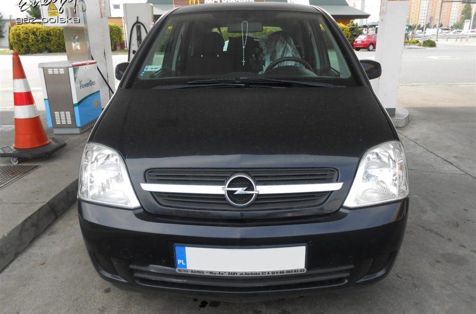 Opel Meriva 1.4 2005r LPG