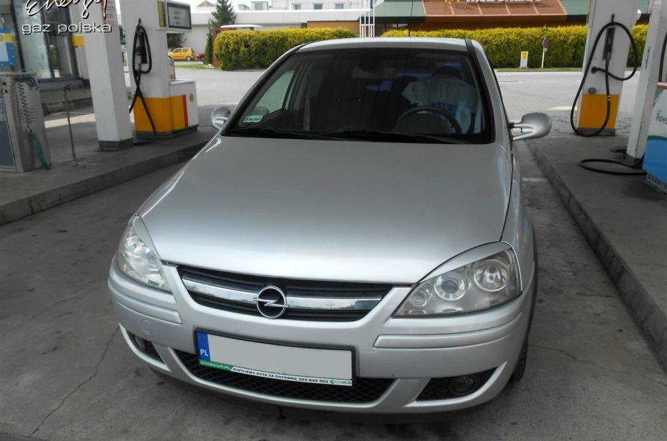 Opel Corsa 1.8 2004r LPG