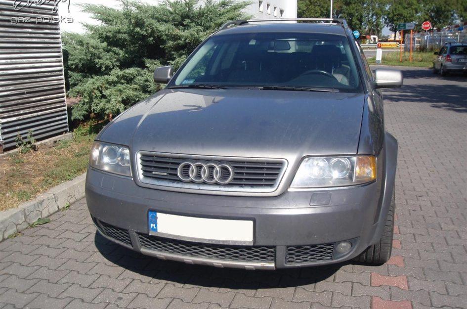Audi Allroad 2.7T 2004r LPG