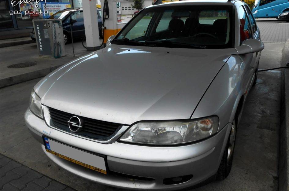 Opel Vectra 1.8 1999r LPG