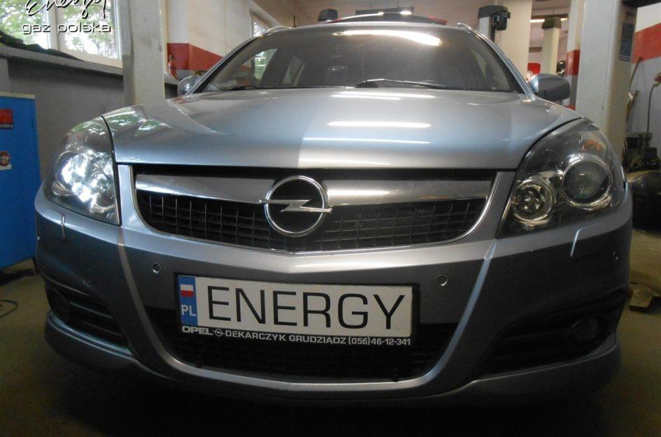 Opel Vectra 2.8 V6 2007r LPG