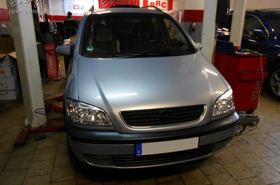 Opel Zafira 2.2 2000r LPG