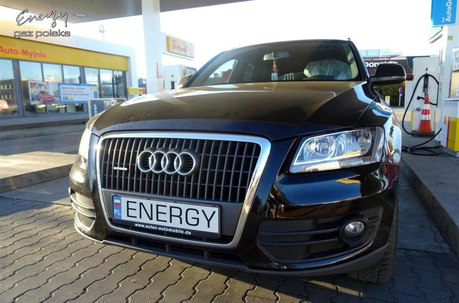 Audi Q5 2.0 2010r LPG