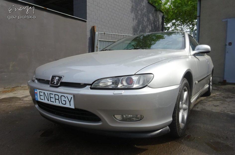 Peugeot 406 3.0 V6 1999r LPG