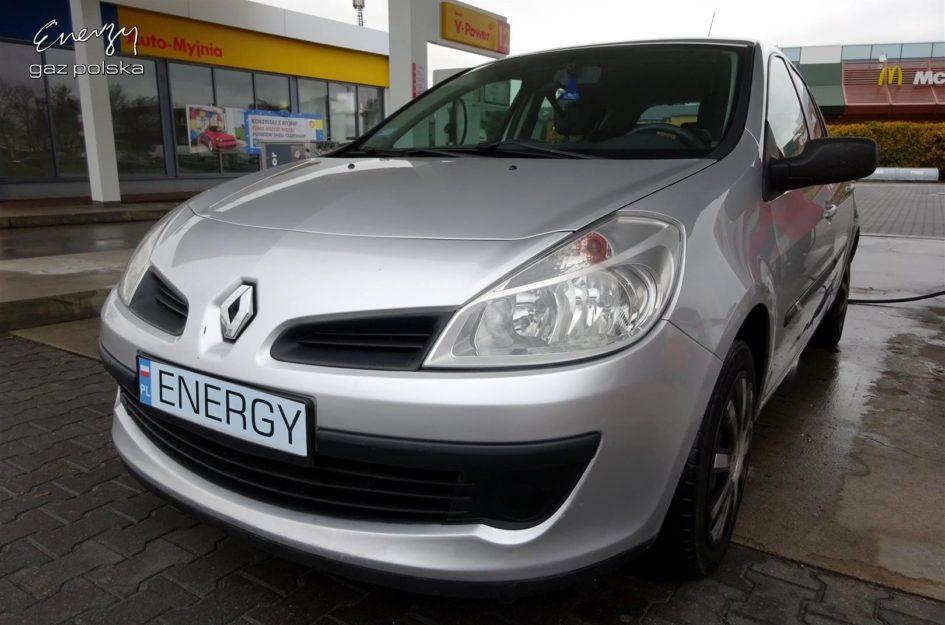 Renault Clio 1.2 2008r LPG