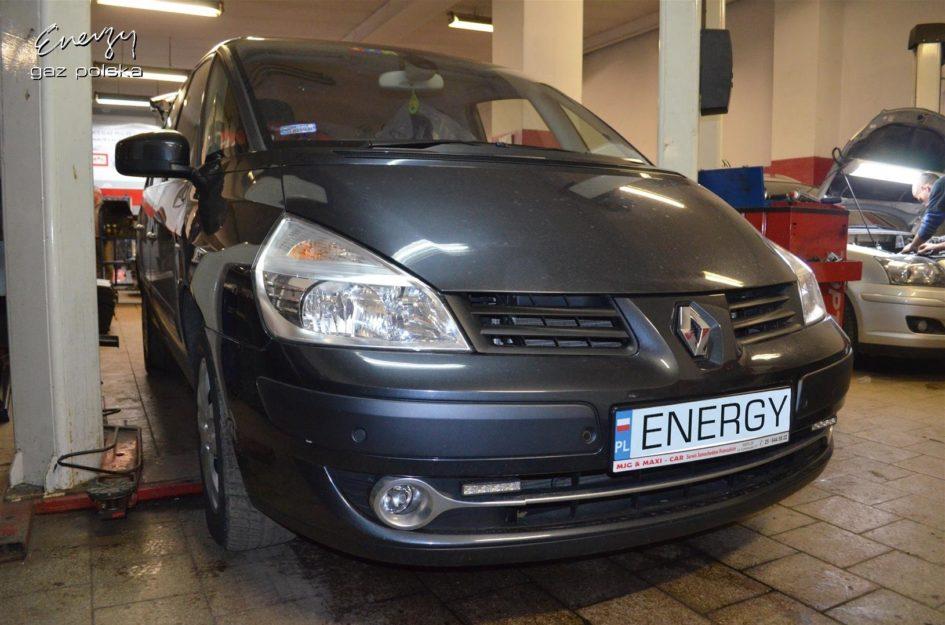 Renault Espace 2.0T 2010r LPG