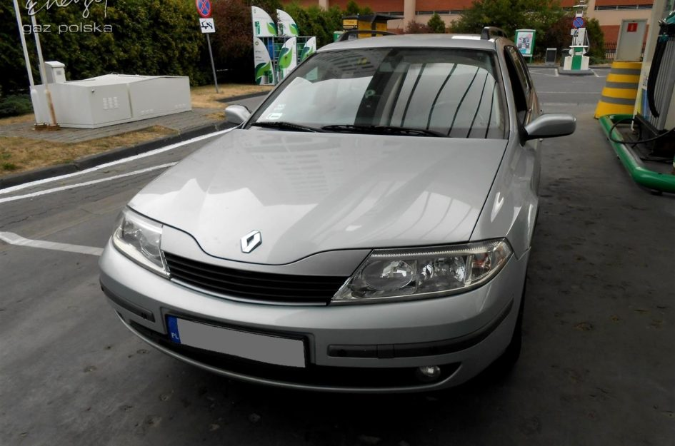 Renault Laguna 1.8 2001r LPG