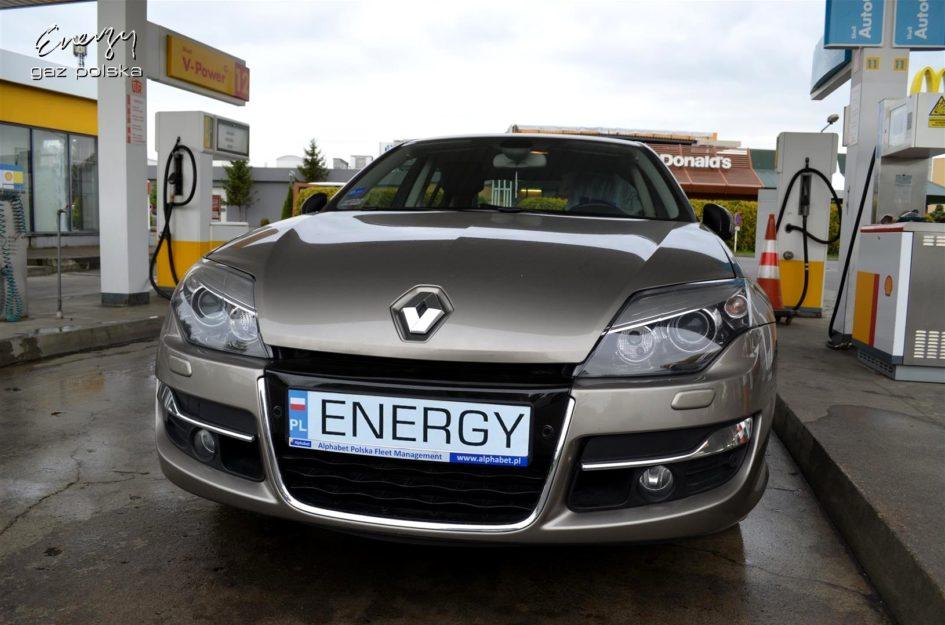 Renault Laguna 2.0T 2012r LPG