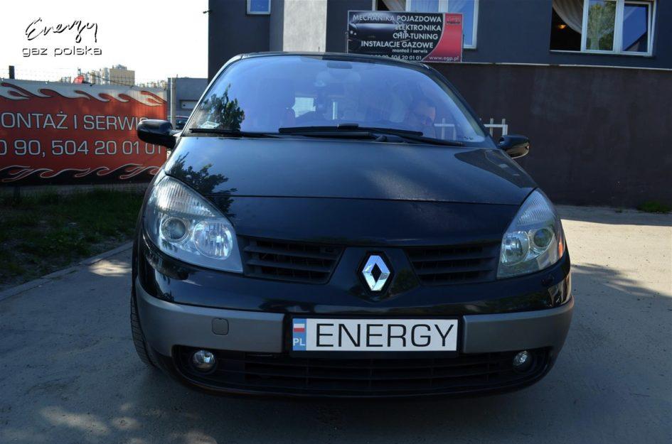 Renault Scenic 2.0 2003r LPG