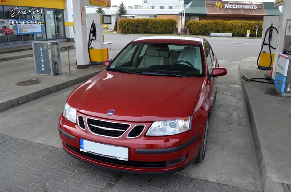 Saab 9-3 1.8 T 2007r LPG