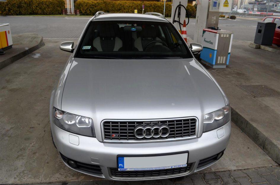 Audi S4 4.2 V8 2003r LPG