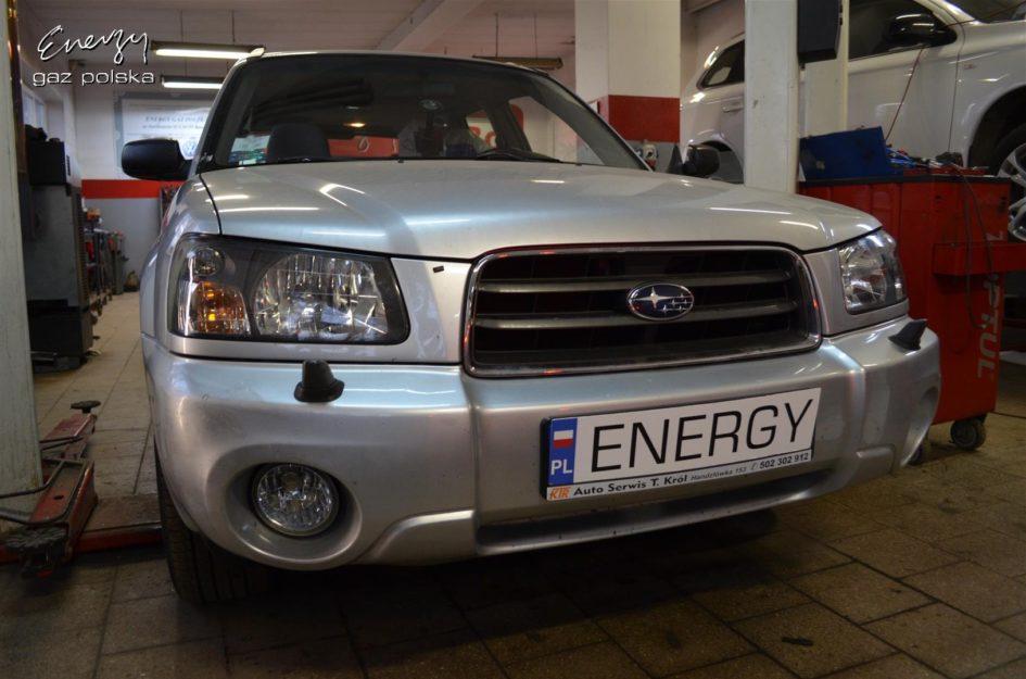 Subaru Forester 2.0 2003r LPG