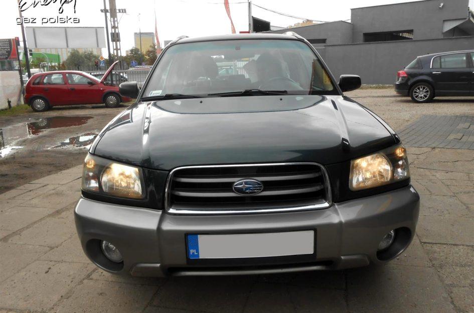 Subaru Forester 2.5 2005r LPG