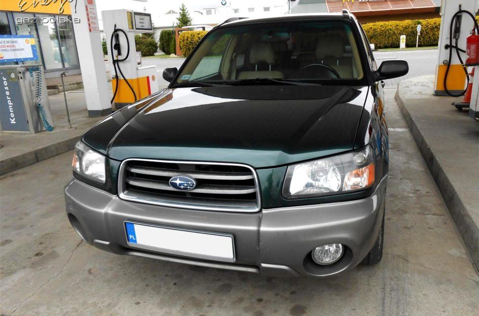 Subaru Forester 2.5 2003r LPG