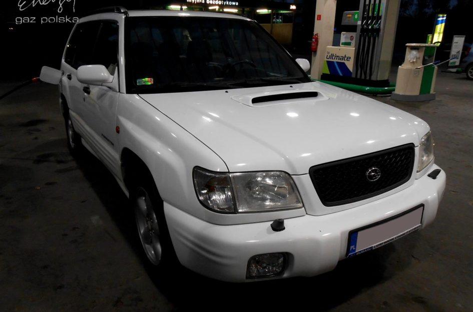 Subaru Forester 2.0T 2001r LPG