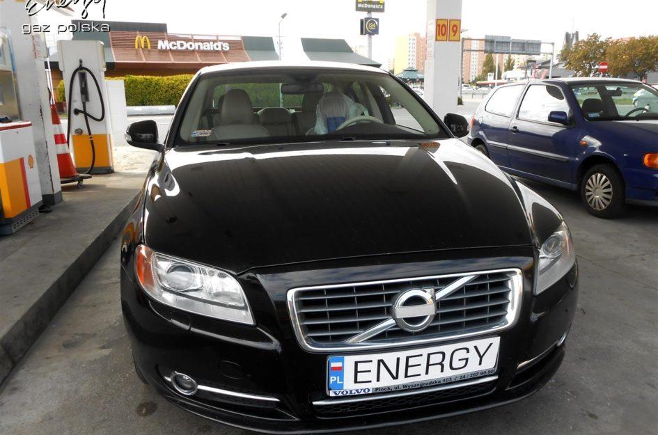 Volvo S80 3.0T 2009r LPG